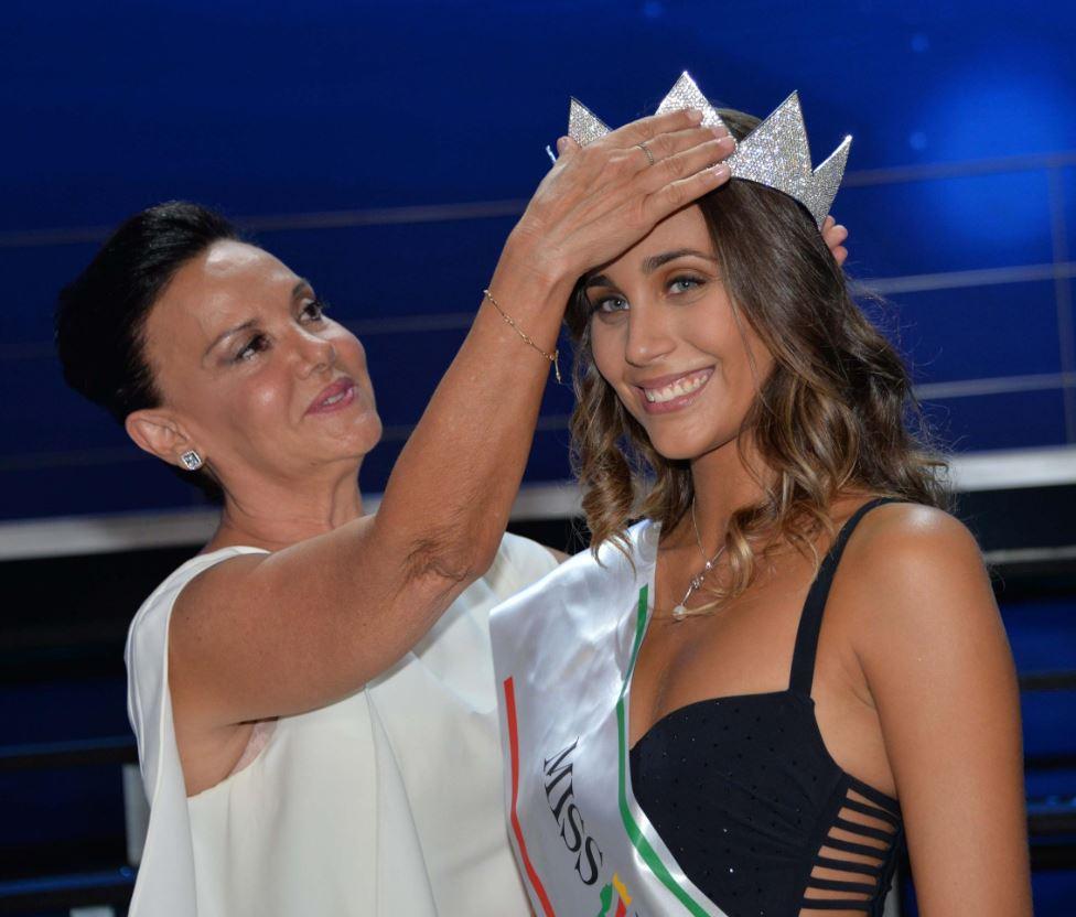 La nuova Miss Italia incoronata - Foto: LaPresse
