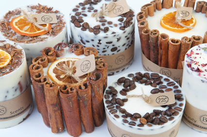 candele varietà