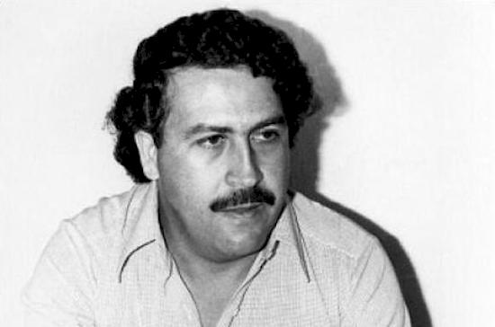Pablo Escobar trafficante