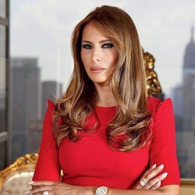 Melania Trump First Lady