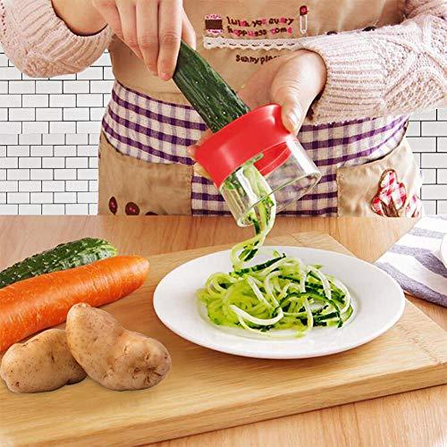tagliare i carboidrati zucchine a spaghetti