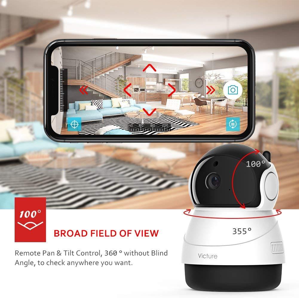 modalità telecamera di sorveglianza smart