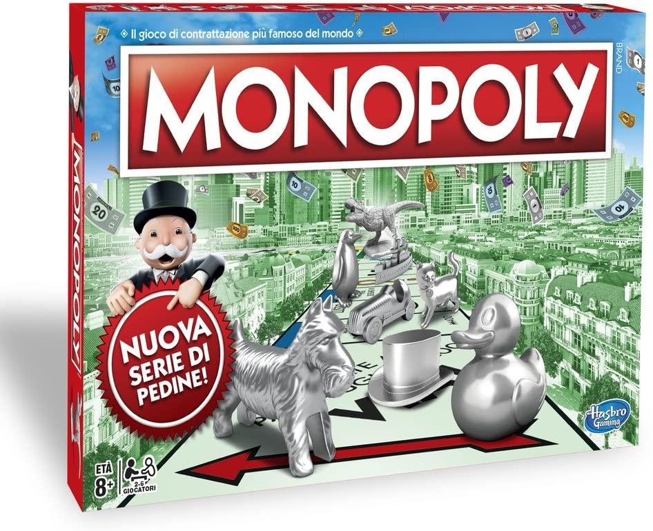Monopoly gioca da tavolo