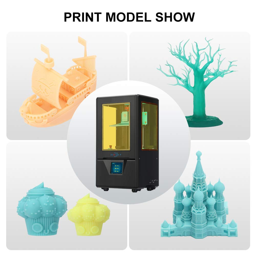 stampante 3D creazioni