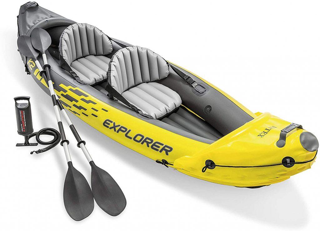 cosa fare questa estate canoa