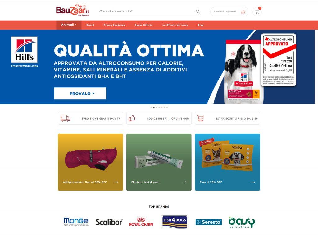 bauzaar store online