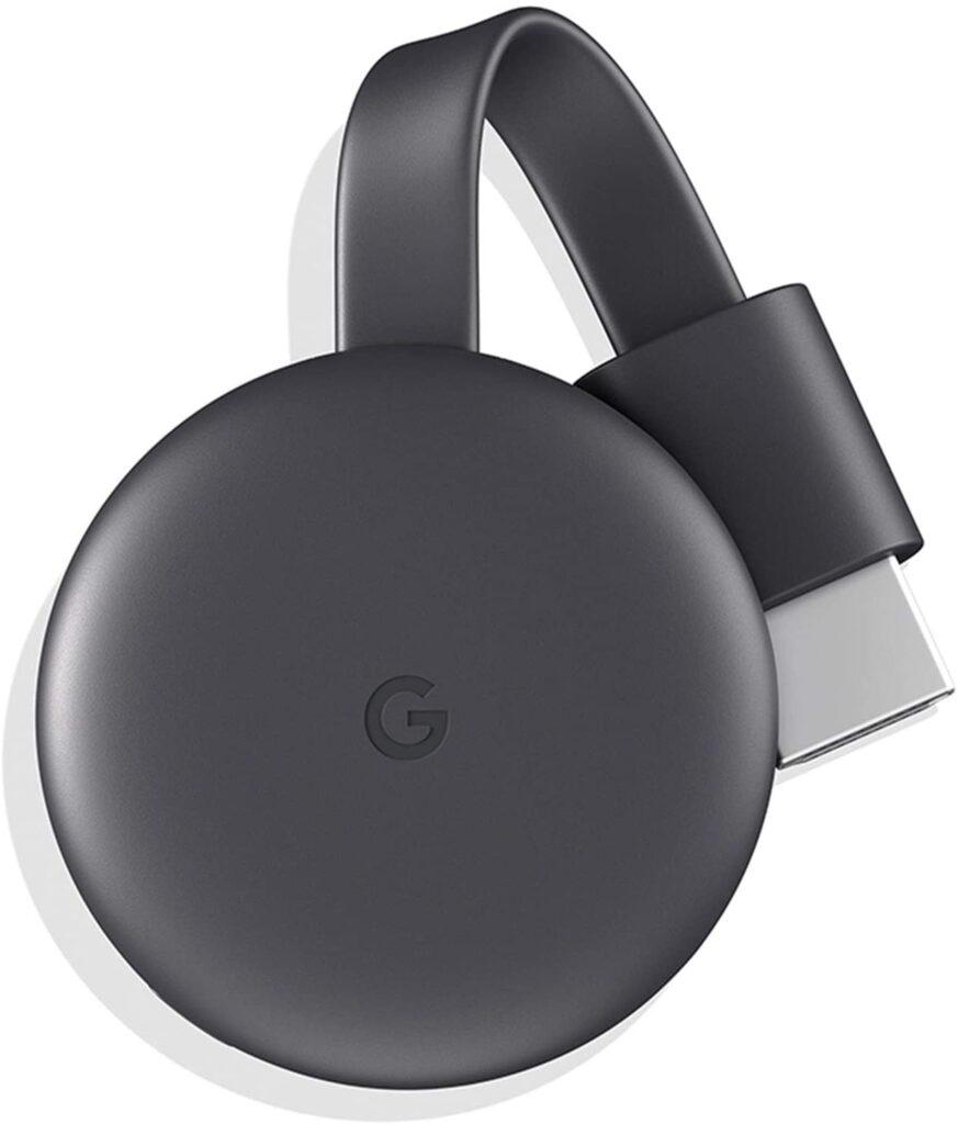 Google Chromecast per una tv ed una casa tecnologica