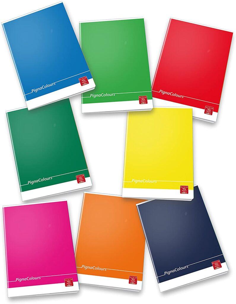ritorno a scuola pacco quaderni pigna